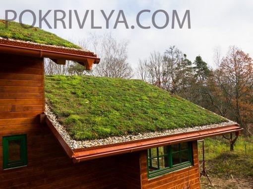 Гідроізоляція зелених дахів системою Koster