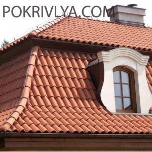 Матеріали для даху. Керамічна черепиця