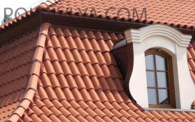 Яку черепицю вибрати для покрівлі даху?